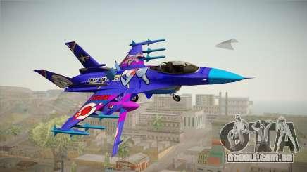 FNAF Air Force Hydra Bonnie para GTA San Andreas