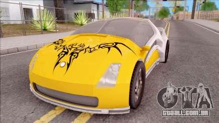 Alien Vincent para GTA San Andreas