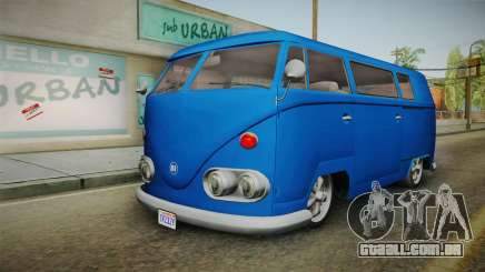 GTA 5 BF Surfer Cleaner para GTA San Andreas