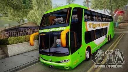 Marcopolo G6 0400 Rsd Tapa Abierta para GTA San Andreas