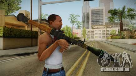 RNDSI-5k Rocket Launcher China Wind para GTA San Andreas