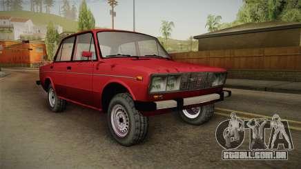 VAZ 2106 SA Estilo v2 para GTA San Andreas