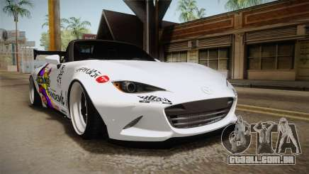 Mazda MX-5 ND Pandem 2016 para GTA San Andreas