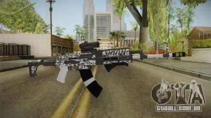 Call of Duty: Advance Warfare AK-12 para GTA San Andreas