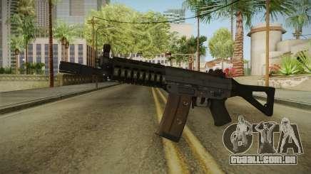 Battlefield 4 SG553 Assault Rifle para GTA San Andreas