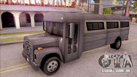 Bus from GTA 3 para GTA San Andreas