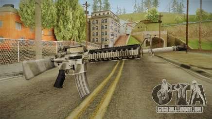 Battlefield 3 - M16 para GTA San Andreas