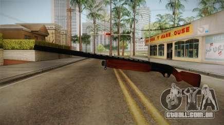 Baikal MP-153 Semi-Automatic Shotgun para GTA San Andreas