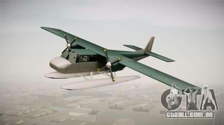 Beagle Sea Plane para GTA San Andreas