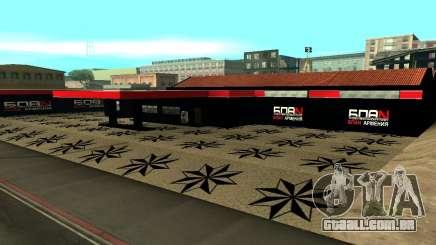 BPAN Armênia garagem em SF para GTA San Andreas