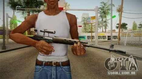 A arma da Liberdade v5 para GTA San Andreas terceira tela