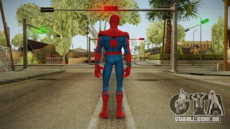 Marvel Contest Of Champions - Spider-Man v1 para GTA San Andreas