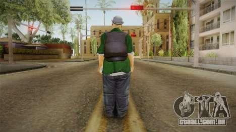 New Big Smoke v2 para GTA San Andreas