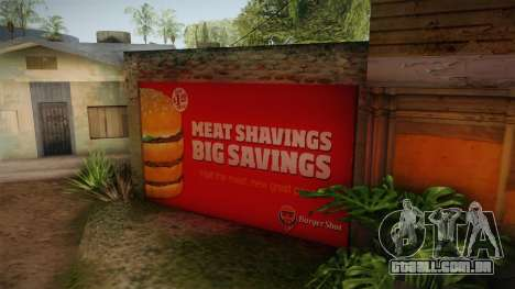 New CJ House Garage v3 para GTA San Andreas terceira tela