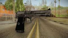 Silent Hill Downpour - .45 Pistol SH DP