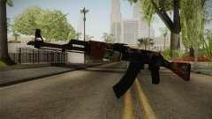 CS: GO AK-47 Jet Set Skin para GTA San Andreas