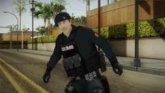 Turkish Police-Rapid Response Unit Member