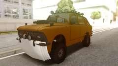 IZH 21251 universal para GTA San Andreas