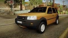 Land Rover Freelander v6