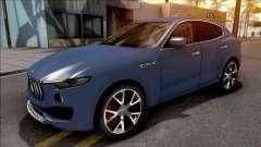 Maserati Levante 2017 para GTA San Andreas
