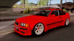 BMW M3 E36 Drift Rocket Bunny v3 para GTA San Andreas
