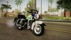 New Police Bike v1 para GTA San Andreas