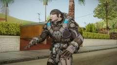 Marcus Fenix Skin v1 para GTA San Andreas