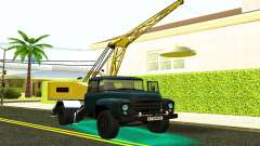 ZIL 130 K25 para GTA San Andreas