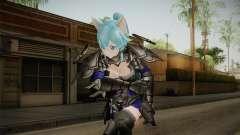 Sword Art Online - Asada Shino