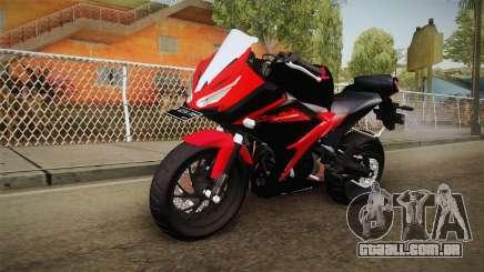 Honda CBR150 Pro Liner para GTA San Andreas