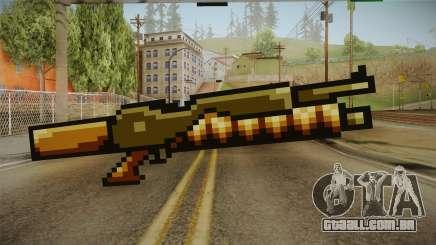 Metal Slug Weapon 12 para GTA San Andreas