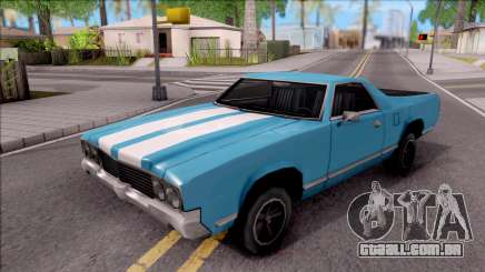 Sabre La Destino Turbo para GTA San Andreas