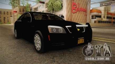 Chevrolet Caprice Police para GTA San Andreas
