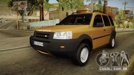 Land Rover Freelander v6 para GTA San Andreas