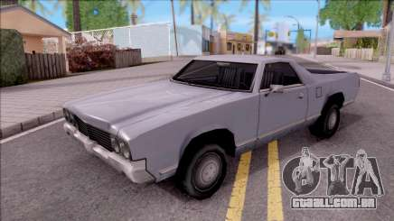 Sabre La Destino Regular para GTA San Andreas