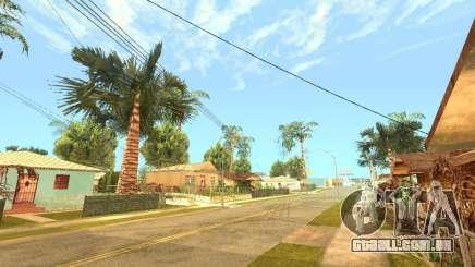 Novo mais realista Timecycle por Luke126 para GTA San Andreas
