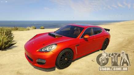 Michael É Melhor Com Um Porsche para GTA 5
