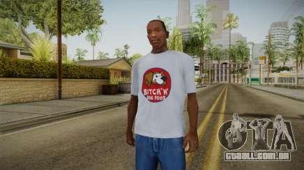 GTA 5 Special T-Shirt v13 para GTA San Andreas