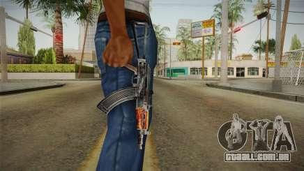 A arma da Liberdade v4 para GTA San Andreas