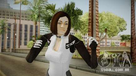 Mass Effect 3 Miranda Short Hair para GTA San Andreas