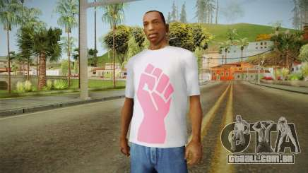 GTA 5 Special T-Shirt v19 para GTA San Andreas