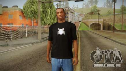 Spider-Man Homecoming T-Shirt para GTA San Andreas