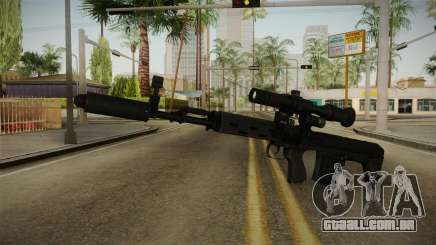 A arma da Liberdade v2 para GTA San Andreas