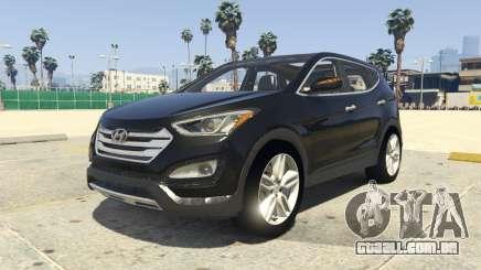 Hyundai Santa Fe 2013 para GTA 5
