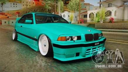 BMW E36 Stance para GTA San Andreas