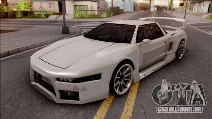 BlueRay Infernus V910 para GTA San Andreas