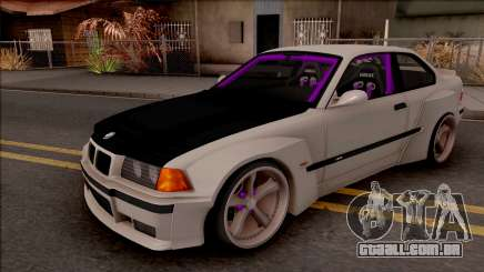 BMW M3 E36 Drift Rocket Bunny v4 para GTA San Andreas