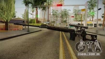 A arma da Liberdade v5 para GTA San Andreas