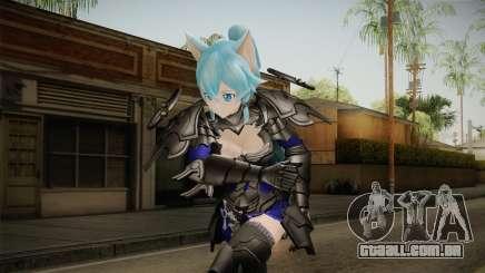 Sword Art Online - Asada Shino para GTA San Andreas