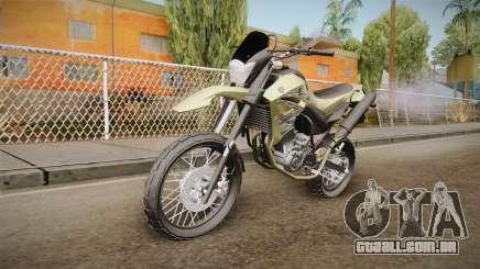 Yamaha XT660 para GTA San Andreas